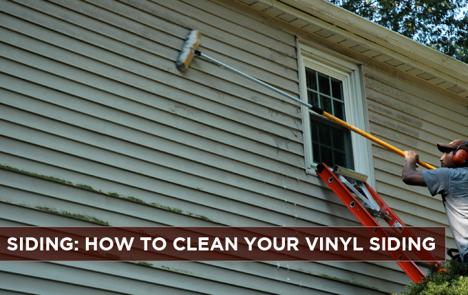 Siding How To Clean Your Vinyl Siding Budget Exteriors