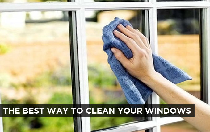The best way to clean your windows budget exteriors - Best way to clean windows ...